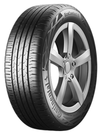 CONTINENTAL ECO6SSRQR 205 55 16 91W RFT
